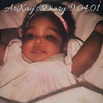 AriKay's Diary: 9.04.01