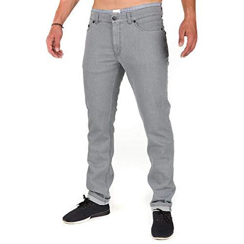 Bleed Herren Active 2.0 Jeans, Grey, M