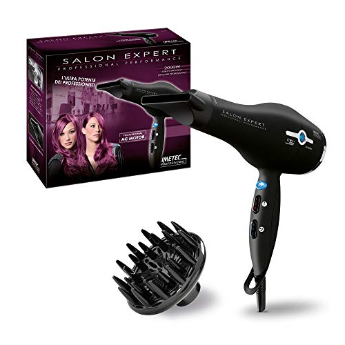 Imetec Salon Expert P4 2500 ION Asciugacapelli...