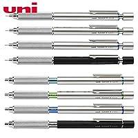 三菱ユニシャープペンシル金属ボディペン M3/M4/M5/M7/M9-1010 0.3/0.4/ 0.5/0.7/0.9 ミリメートルライティング用品オフィス & スクール