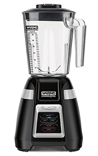 Waring Commercial BB320 bar Blender with Electronic Keypad, Black Maryland