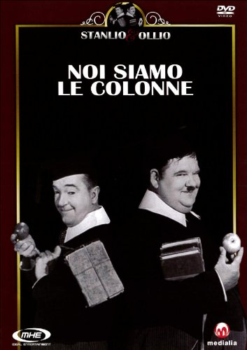 Stanlio & Ollio. Noi siamo le colonne. DVD