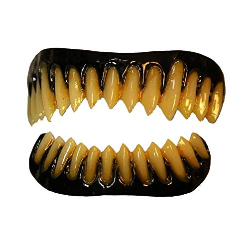Black Raptor FX Fangs 2.0 Evil Teeth Dental Veneer