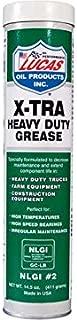 Lucas Oil 10301 X-Tra Heavy Duty Grease- 14.5 oz. (30 Pack)