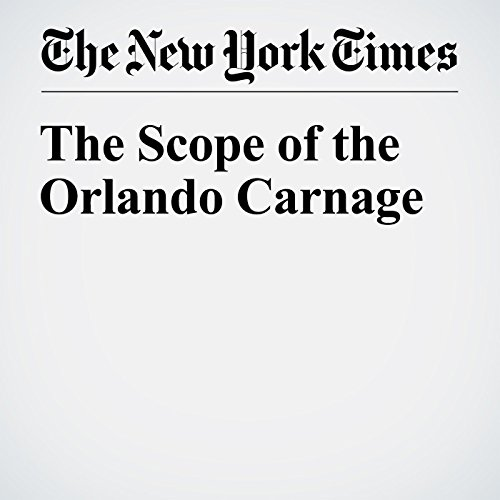 The Scope of the Orlando Carnage audiobook cover art
