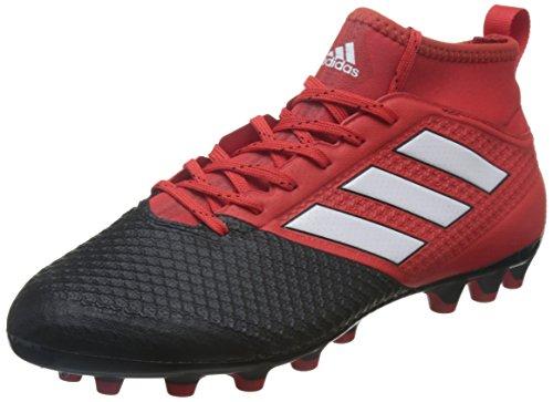 adidas Ace 17.3 Primemesh, Botas De Fútbol para Hombre, Rojo (Red/Ftwbla/Negbas), 45 1/3 EU