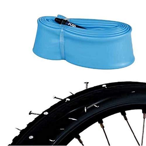 ZFDM Teile Schlauch FOSS Fahrrad-Straßen Anti Puncture Nicht-vulkanisierte Gummi Fahrrad Schlauch Fahrrad Innen Reifen 26/27,5/29 Zoll MTB (Color : 29 1 95 2 5AV)