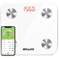 Whosfit Bluetooth Smart Body Fat Scale