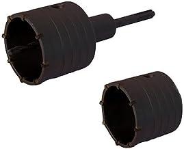 Hexoutils HX10022 betonboorkroon met SDS-adapter, variabel, 2-delig