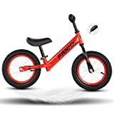 No Pedal Sport Training Bicycle for Children Ages 1 to 5 ,Aluminum Balance Bike