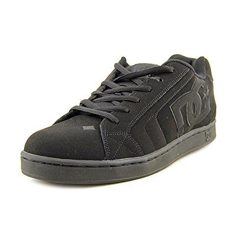 Kauai Textilvertriebs DC Shoes Herren NET Skateboardschuhe, Schwarz (Black 3BK), 46.5 EU