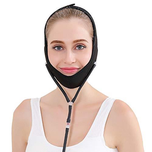 Parfait V-Line Chin Cheek Lift Up Band pour Femmes Massage Facial Ceinture Bandage 3D V Visage Minceur Massage Relaxtion