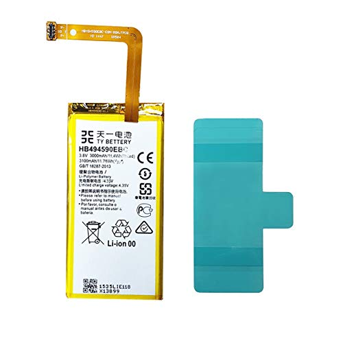 [TY BETTERY] Bateria Compatible con HB494590EBC Huawei Honor 7