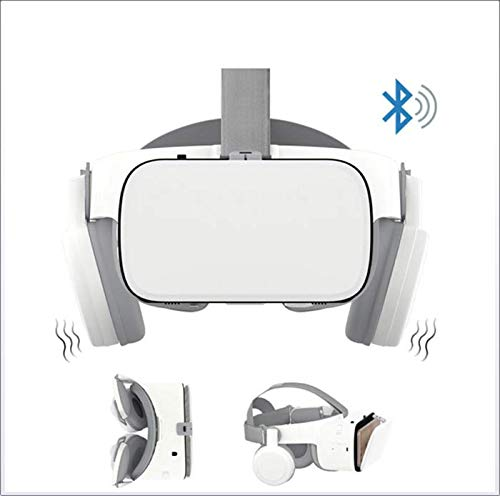 Original Z5 Update BOBO VR Z6 3D Glasses Virtual Reality Binocular Stereo Bluetooth VR Headset Helmet for iPhone Android