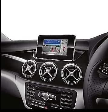 Mercedes-Benz Becker Map Pilot for Glove Box Sat NAV Sd Card Europe 2020/2021