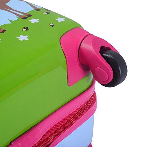 Costway『キッズスーツケースバックパックラゲッジセット(BG49865)』