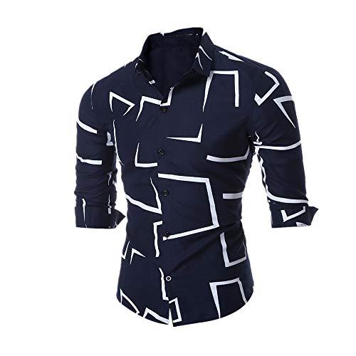 Preisvergleich Produktbild NOBRAND Herren Slim Langarmshirt Gr. XL,  cyan