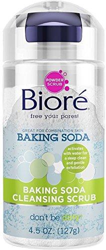 Biore Baking Soda Cleansing Scrub 4.5 oz (Pack of 11)