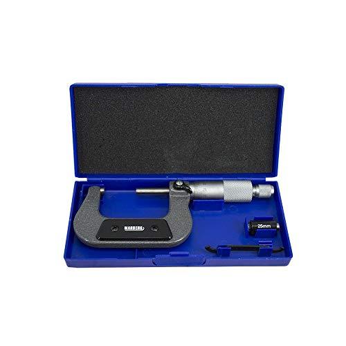 Micrometro Externo 0 A 25mm - 780001 - PIRATININGA - Micrometro Externo 0 A 25mm - 780001 - PIRATININGA