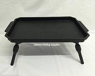 Helt ny plast fiske bivvy bete bord karp grovt handtag lätt