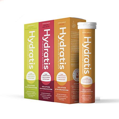 HYDRATIS Pastilles Hydratation accélérée - Boisson...