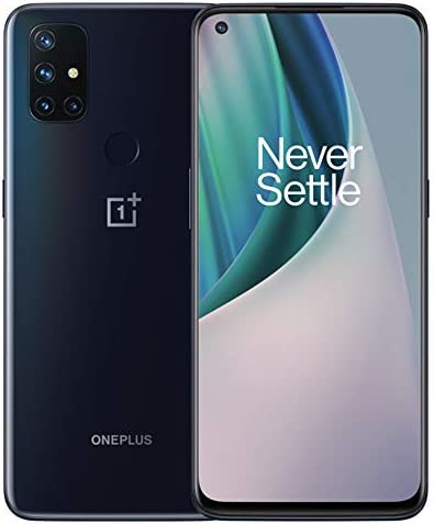 OnePlus Nord N10 5G 128GB 6GB 6 49 90Hz Refresh Rate Snapdragon 690 Dual SIM Euro 5G Global product image
