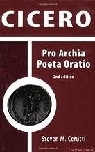 Cicero: Pro Archia Poeta Oratio (Latin Edition)