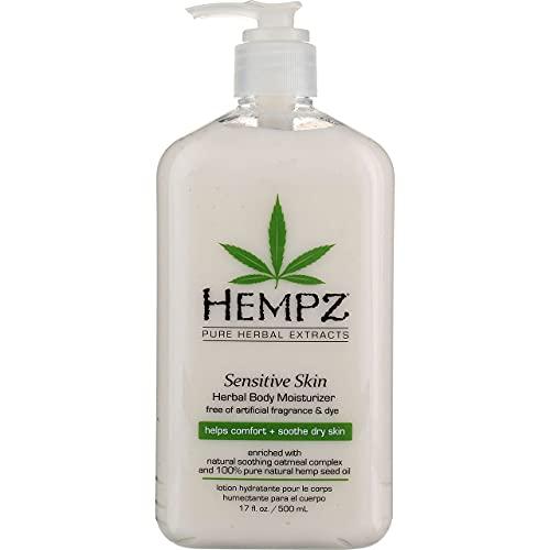 Hempz Original Herbal Body Moisturizer, 17 Oz Pack Of 6, 17 Oz