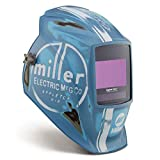 Miller Digital Elite Vintage Roadster Auto Darkening Welding Helmet w/ ClearLight Lens Technology