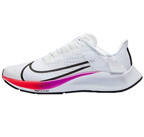 Nike W Air Zoom Pegasus 37 Flyease Casual Running Shoe Womens Ck8605-100 Size 9