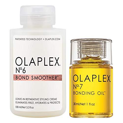 Set de cuidado Olaplex No 6 y No 7