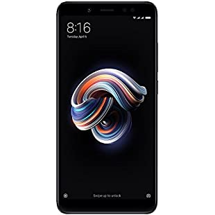 Xiaomi Redmi Note 5 Dual SIM 64GB Black:Animewalk