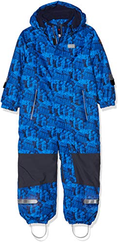 Lego Wear Baby-Unisex Lego duplo Johan 774 Schneeanzug, Blau (Blue 541), 98
