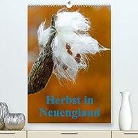 Herbst in Neuengland (Premium, hochwertiger DIN A2 Wandkalender 2022, Kunstdruck in Hochglanz): Fuer alle Herbstliebhaber (Monatskalender, 14 Seiten )