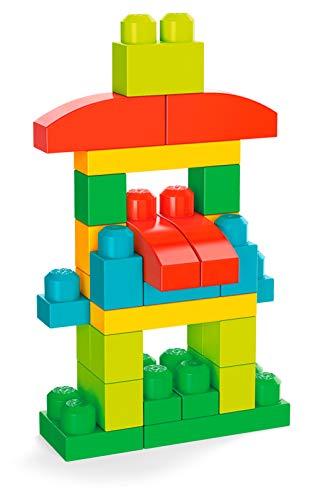 Mega Bloks GFG21 - Bausteine, 100 Teile