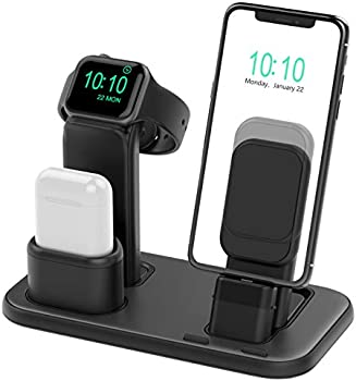 Beacoo Upgraded 3-in-1 Apple Charging Stand