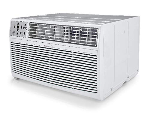 MIDEA MAT12R1ZWT 12,000 BTU Through The Wall Cool Only Air Conditioner 115V