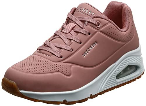 Skechers 73690-ROS_39, Zapatillas Mujer, Pink, EU