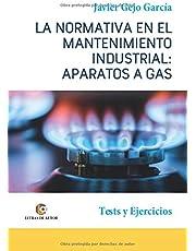 APARATOS A GAS. LA NORMATIVA EN EL MANTENIMIENTO INDUSTRIAL.: Tests y Ejercicios.
