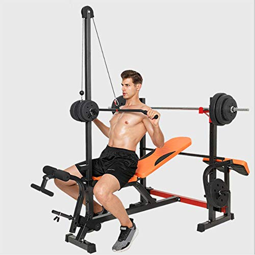 small Rindasr Strength Training Equipment, Kettlebells, Strength Training Equipment, Olympic Strength Bench, Complete …