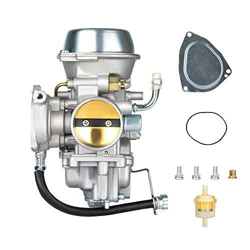 PUCKY Carburetor for 1997-2009 Polaris scrambler 500 4x4,2000-2002 Polaris Trail Boss 325,2001-2005 & 2010-2012 Polaris Sportsman 500 4X4