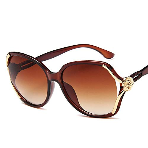 Gafas De Sol Polarizadas Nuevas Gafas De Sol De Mariposa De Gran Tamaño A La Moda para Mujer Uv400, Gafas De Sol Ovaladas Diseñador De Marca para Mujer, Gafas