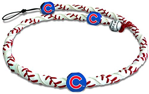 GameWear MLB Frozen Rope Necklace MLB Team: Chicago Cubs