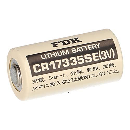 Sanyo FDK Lithium Batterie CR17335SE Laser Lithium Batterie 3,0Volt