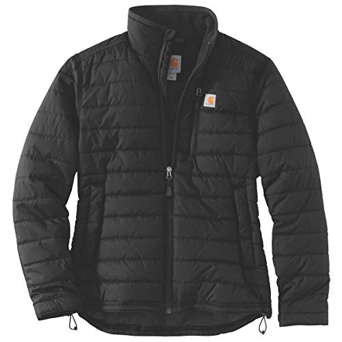 Carhartt Damen Gilliam Jacket, Farbe: Black, Größe: M