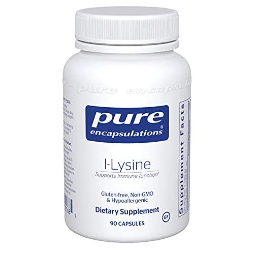 Pure Encapsulations L-Lysine | Amino Acid Supplement for Immune...