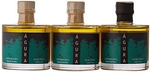Aove Agura Gourmet - Paquete de 3 x 100 gr - Total: 300 gr