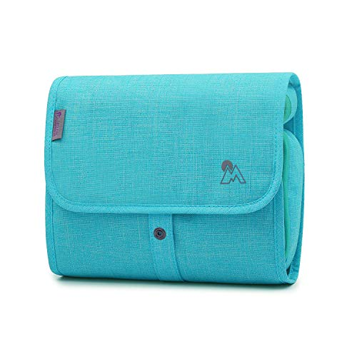 Mardingtop Toiletry Bag Travel Cosmetic Bags to Hang up Washbag for Women, Men
