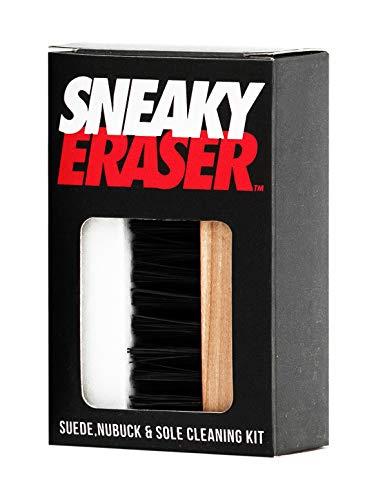 Sneaky – Limpiador de Manchas Premium para Gamuza, Nubuck y Suela Media