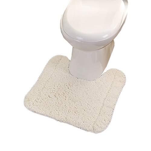 usix Tejido a Mano algodón Towel-Like Hotel SPA bañera Ducha baño Alfombra Alfombrillas de baño Lavable Suave Absorbente algodón Alfombra/Non-Rubber Back